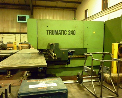 TRUMPF punching 240-1